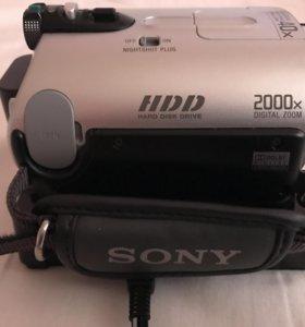 Цифровая видеокамерах Sony