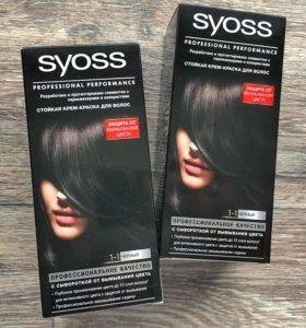Краска для волос Syoss Съёс.