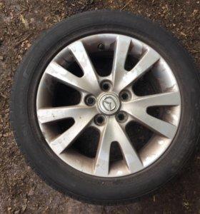 Диски с резиной Mazda 3-6