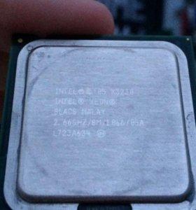 Intel XEON X3230 2,66 GHz, 4 ядра Socket 775