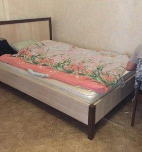 Кровать 2-Ая