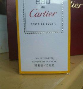 Туалетная вода Cartier 100 ml