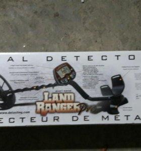металоискатель новый