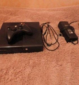 Xbox 360+джойстик