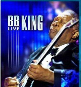 Blu-ray Disc B.B.King LIVE.