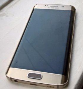 Обмен Samsung galaxy s6 edge gold