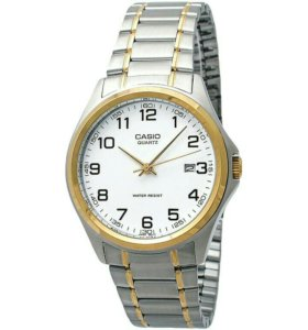 Часы Новые Оригинальные Casio MTP-1188PG-7B