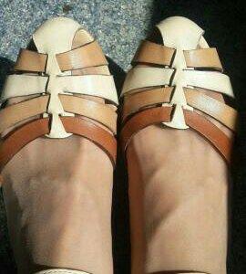 Туфли,боссоножки натуральная кожа