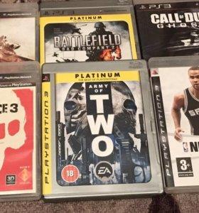 Игры на PS3 и PSP