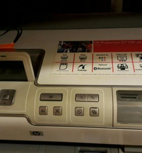 Принтер hp photosmart d7100