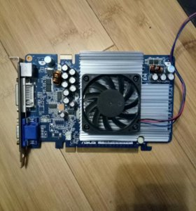 Asus 7600GS 512mb ddr2