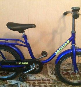 """Детский велосипед JAGUAR 16"""""""