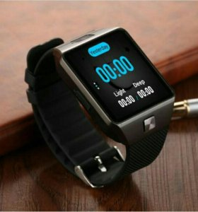 Android часы