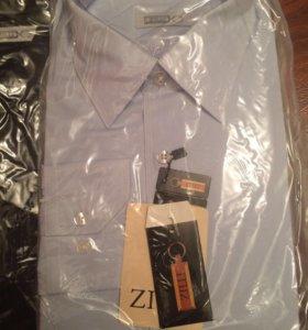 Рубашки итальянские ZILLI ,разные цвета и размеры