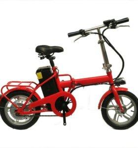 Электровелосипед Nakto