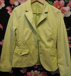 Лимонный пиджак