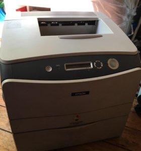 Лазерный принтер epson c1100