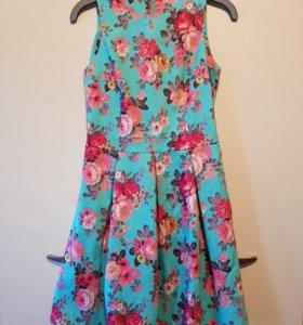 Платье Donna Saggia рр44