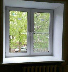 Окна ПВХ, лоджии, балконы.