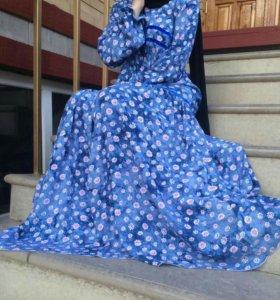 Штапель платья