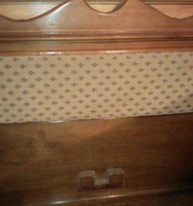 Кровать 2ух спальная