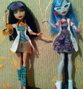 Куклы монстр хай набор. Куклы по отдельности 1000