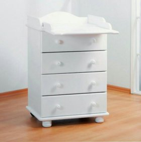 Комод- пеленальный столик