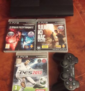 Sony Playstation 3 ps3 super slim 500gb.