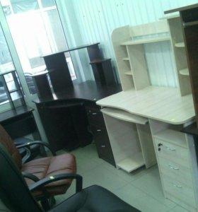 Офисные (компьютерные ) кресла и столы