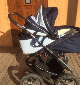 Детская коляска Mikrus Alu Sprint 2 в 1