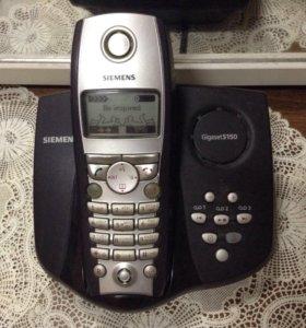 Радиотелефон SIEMENS.
