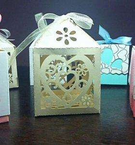 Креативные подарочные коробочки