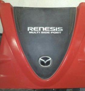 Крышка двигателя Mazda RX-8 RX8