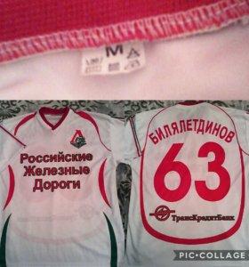 Футболка Билялетдинов (Локомотив)