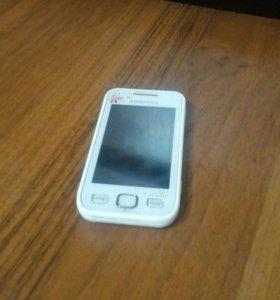 Samsung сенсорный телефон,женский.