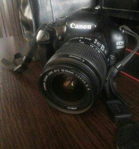 Зеркальный фотоаппарат Canon EOS -1100D