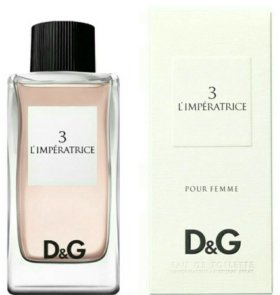 Dolce & Gabbana L IMPERATRICE 3/императрица 3