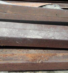 Столбы металлические (б/у)