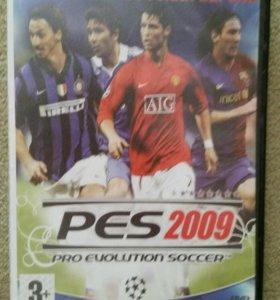 Игра Pes 2009