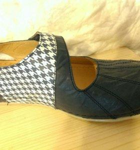 Туфли с открытой пяткой Dr.Brinkmann