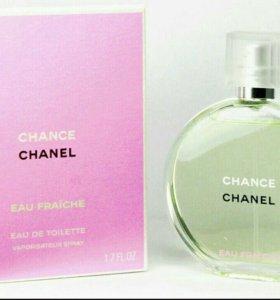 Chanel Chance Eau Fraiche парфюм./Шанель Фрэш
