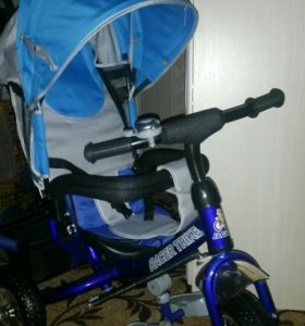 Велосипед 3-х колесный  новый