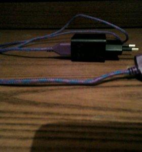 Зарядка для айфона 4s
