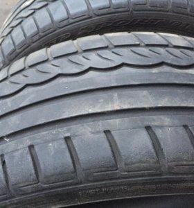 Пара 205/40/R18 Dunlop Sp Sport 01 Run Flat