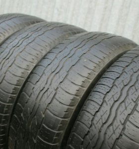 225/65/17 4шт Bridgestone duler