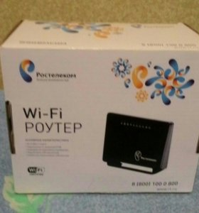 Wi Fi роутер