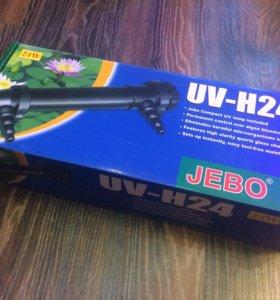 Стерилизатор Jebo UV-H24