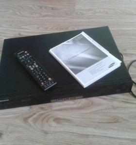 DVD-рекордер Samsung DVD-HR777 б/у, с документами