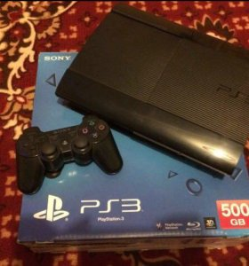 PlayStation • 3