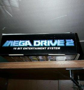 Sega Mega Drive 2 новая